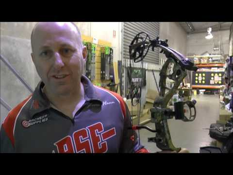PSE Brute Force LT compound bow review 2017