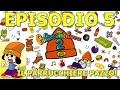 Parappa The Rapper 2, Episodio 5, Il parrucchiere Pazzo!