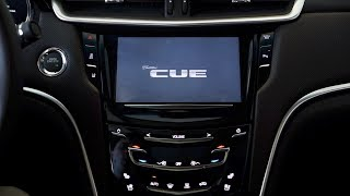 Cadillac Cue System 3.0 Introduction