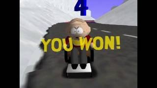 South Park Rally N64 Independence Day