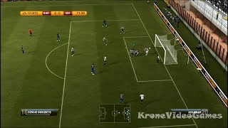 FIFA 12 Gameplay [FC Barcelona vs. Udinese] (PC/HD)