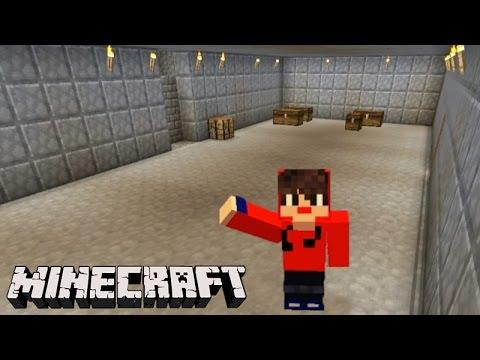 Minecraft: EQUIPE SURVIVAL 2.0 - A SALA de ARMAZENAMENTO!!! #5.5