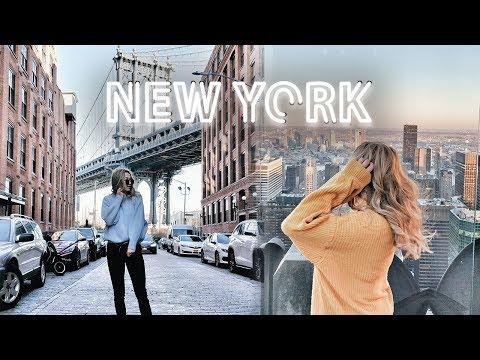 New York 🇺🇸 Travel Diary