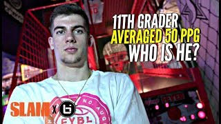 Joe Girard III 11th Grader Averaged 50 PPG This Season! NY's Newest LEGEND! Who Is He?