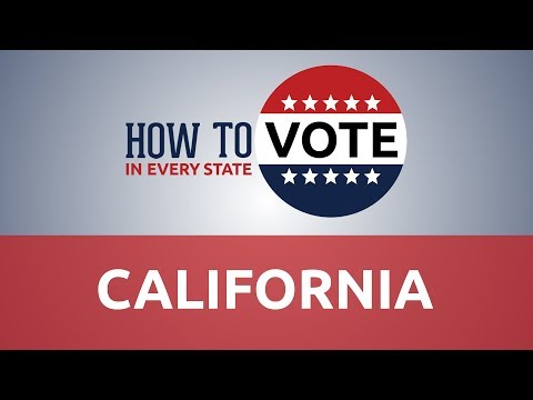 How to Vote in California in 2018 Mp3
