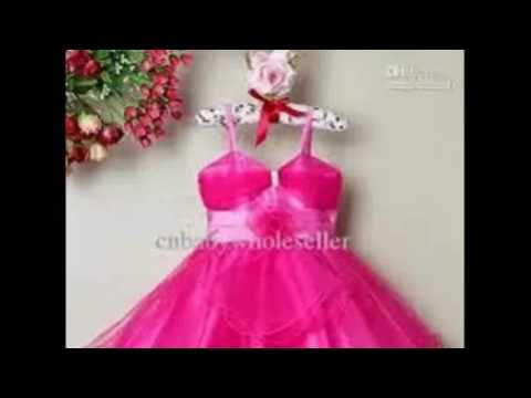 infant-girl's-party-dresses---modern-styles