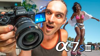 Sony a7s III - World's Best Camera Full Review 4K 120fps