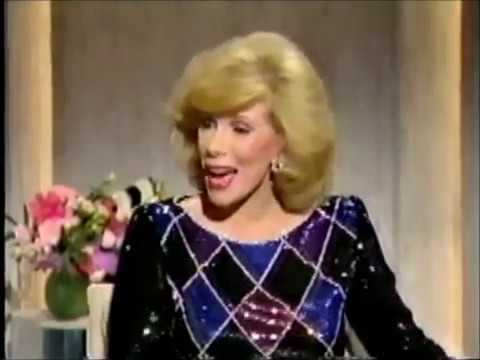Joan Rivers Interviewed by Bob Monkhouse (1983)