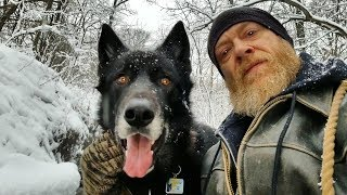 Footage from my 06Mar18 hike through the Mississippi River valley w...