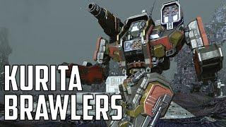 MWO: F2P - Faction Fights: Kurita Brawlers Pushing Hard!