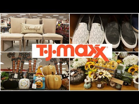 TJ MAXX * COME WITH ME AUGUST 2019 - STORE BROWSING thumbnail