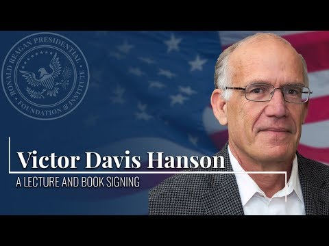 A Reagan Forum with Victor Davis Hanson