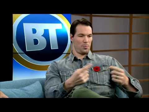 Riaz Talks With Actor Daniel Cudmore