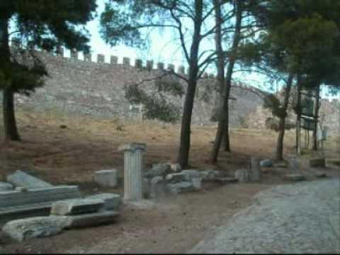 Mytilene Castle, Mitilini - Lesvos