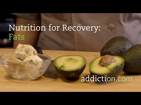 Nutrition for Recovery: Healthy Fats