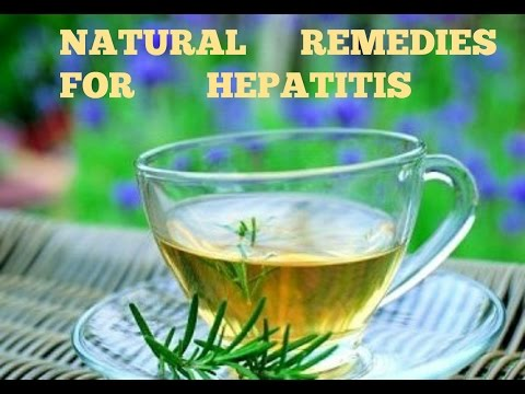 Natural Remedies For Hepatitis - www.higherselfherbs.com