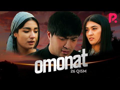 Omonat (o'zbek serial) | Омонат (узбек сериал) 26-qism