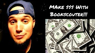 Make $50 a Day Using Bookscouter App!