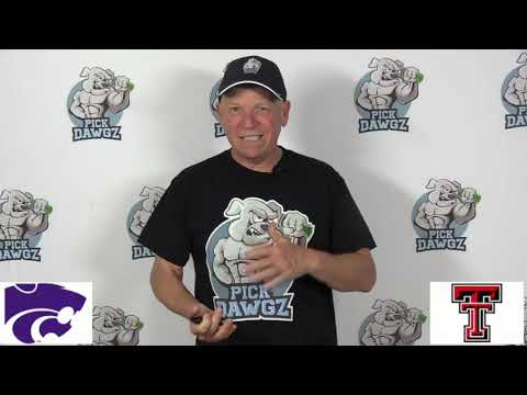 Texas Tech vs Kansas State 11/23/19 Free College Football Pick and Prediction Week 13 CFB Tips