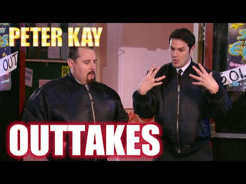 Tommy D**kfingers   Phoenix Nights OUTTAKES   Peter Kay