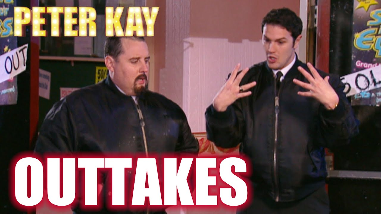 Tommy D**kfingers | Phoenix Nights OUTTAKES | Peter Kay