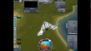 KSP- Unmanned Kethane Drone
