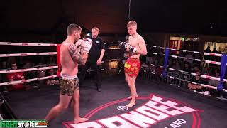 Robby Drought vs Mark Frazer - Siam Warriors Superfights: Sheehan v Sitmonchai