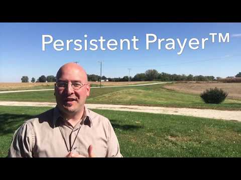 """Persistent Prayer Works For Me!"" - Sixty Second Sermon"