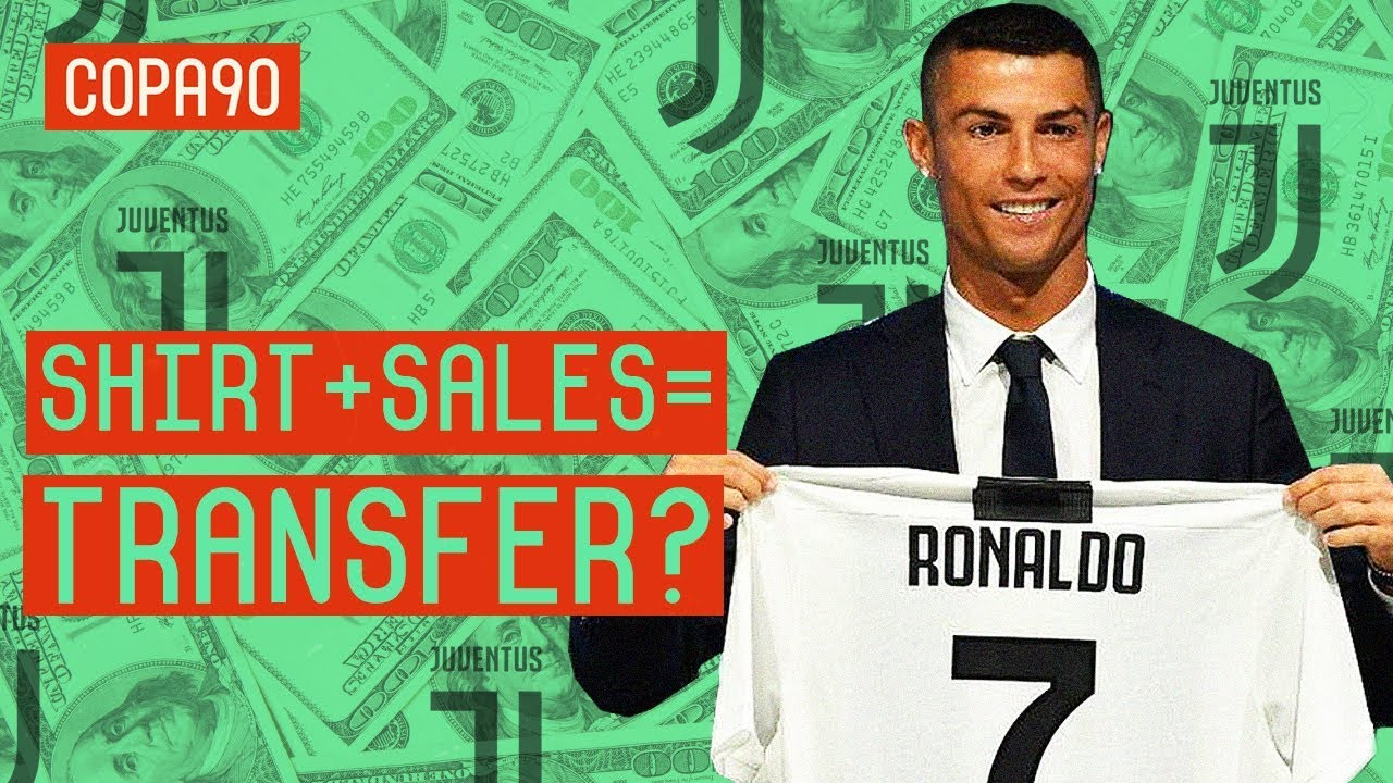 huge selection of b0e8b 7274c Can Shirt Sales Actually Pay for A Player?