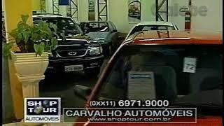 CARVALHO AUTOMÓVEIS CRIS MELO GALEBE 12 11 1999