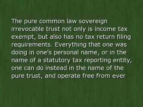 Common Law Pure