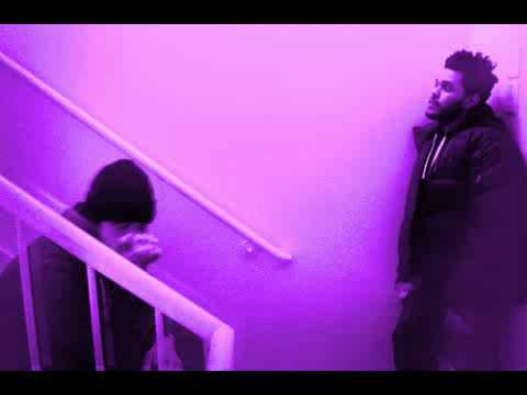 NOMADS (ft The Weeknd) - Ricky Hil CHOPPED & SCREWED