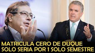 ANÁLISIS DE LA SITUACIÓN ACTUAL // Gustavo Petro PLENARIA PÚBLICA