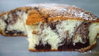 Szybkie i proste ciasto Puchate