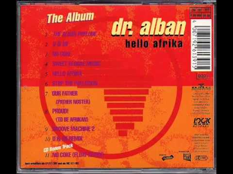 Dr.Alban Groove Machıne 2