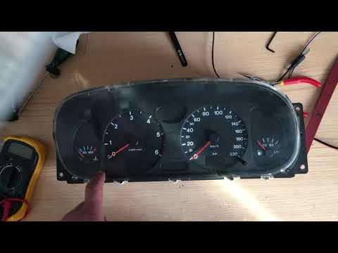 Reparación Cuadro Opel Frontera