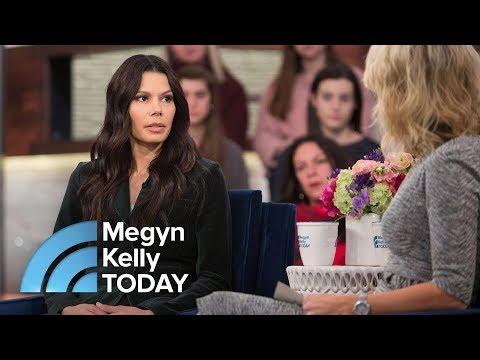Regina Simons Tells Megyn Kelly Steven Seagal Raped Me  Megyn Kelly TODAY