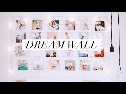 DIY Vision Board / Dream Wall✨ #nuyu