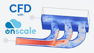 OnScale Cloud CFD - a game changer for fluid dynamics engineers