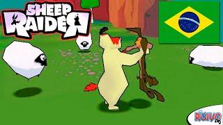 Looney Tunes Sheep Raider DUBLADO em Português no Playstation 1