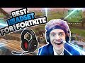 BEST HEADSET MIC FOR FORTNITE   BECOME A PRO OVERNIGHT (NINJA RECOMMEND )