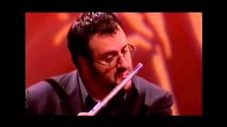 Quatuor La Flûte Enchantée, Boismortier, concerto pour 5 flûtes, allegro 2.avi