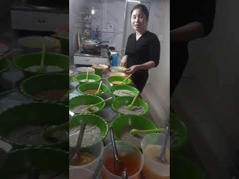 học nấu cháo dinh dưỡng ngon và mở hàng đông khách. lh 0392521111