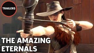The Amazing Eternals - Gameplay Trailer