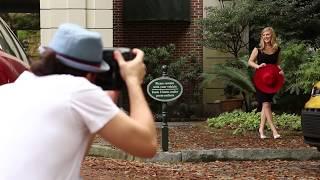 Senior Portrait Photography- A Behind-the-Scenes(haley)- King Street Studios