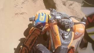 Video Close Call on ATV Ride in the San Rafael Swell. download MP3, 3GP, MP4, WEBM, AVI, FLV Desember 2017