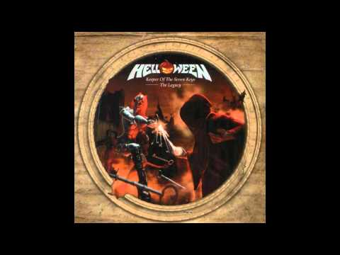 helloween the invisible man