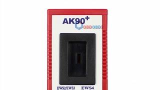 AK 90 Програматор ключів блоків EWS
