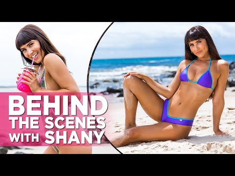 Behind The Scenes With Shany: Hotter Than Ever In Wicked Weasel
