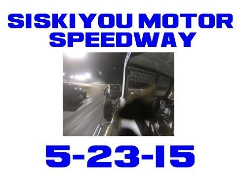 Siskiyou Motor Speedway Main Event 5-23-15